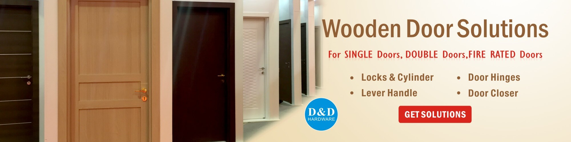 Wooden-Door solution